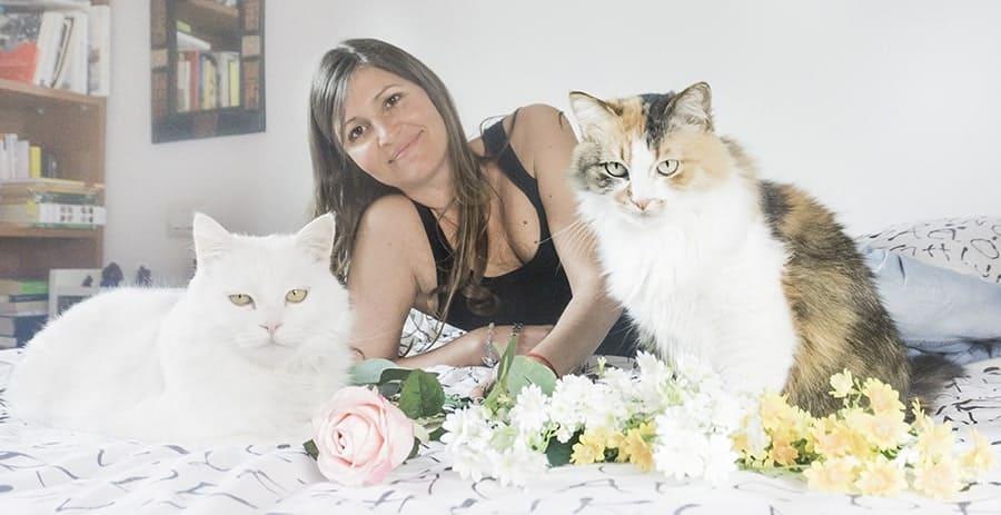 MicioGatto Elisa Lady e Oscar