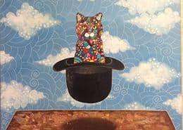 daniela terragni pittrice gatti