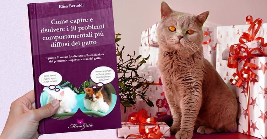 regali per chi ama i gatti manuale miciogatto