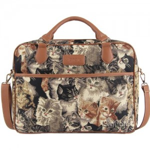 borsa con gatti
