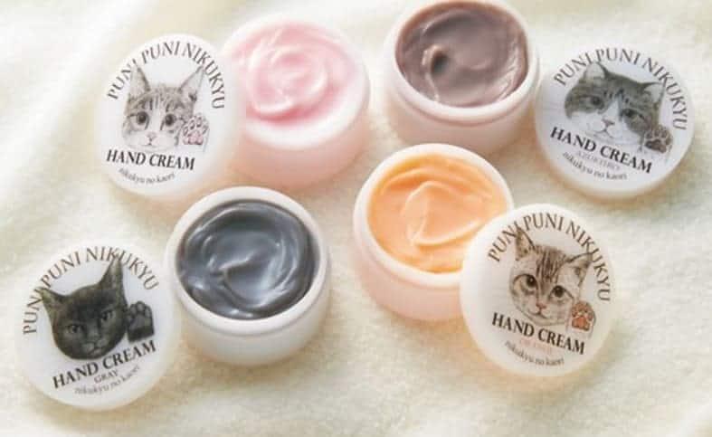 crema mani profumo di gatto