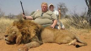Cecil, il leone dello Zimbabwe ucciso dai cacciatori