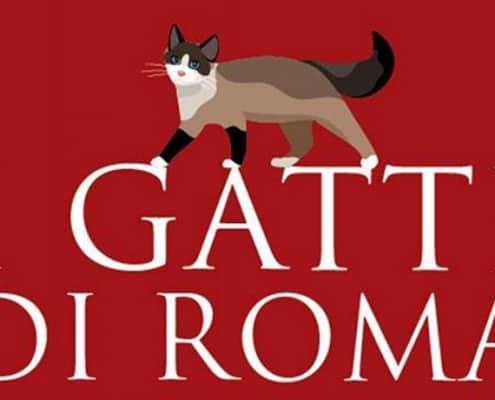 i gatti di roma libro