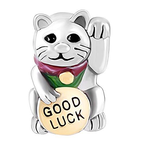 charm pandora gatto cinese