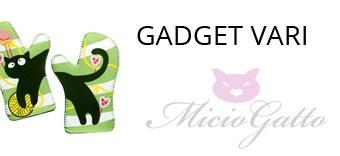 Gadget e idee regalo tema gatto