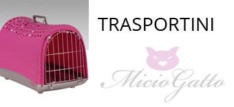 Trasportini per gatti