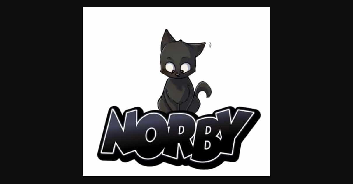 Norby, il gatto a fumetti di Marco Daeron Ventura e Jessica Ferrero