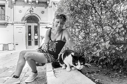 A Venezia con il Gatto