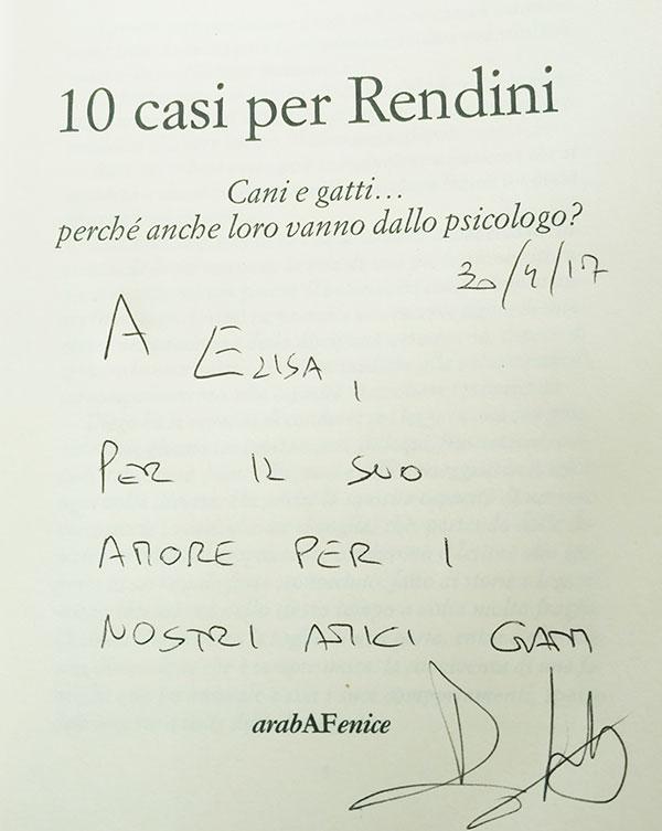 Dedica a Miciogatto da Diego Rendini