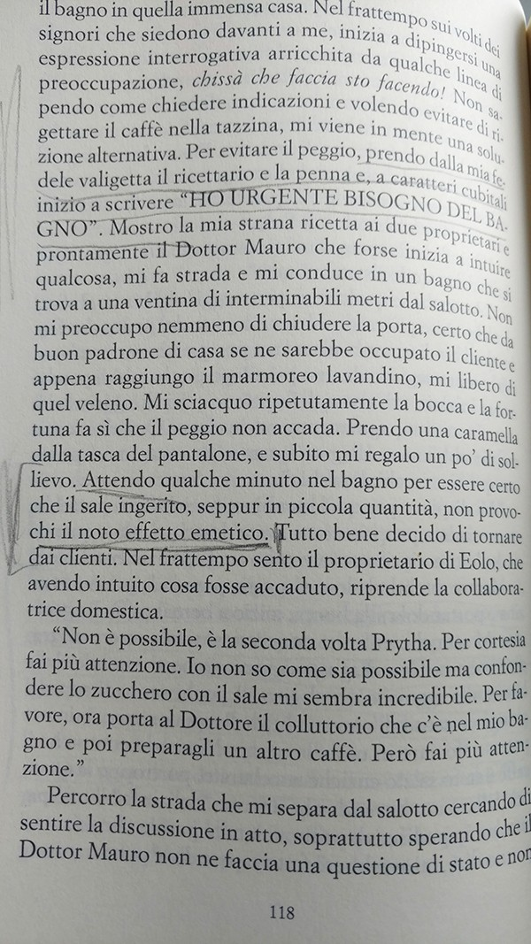 lettura 2 libro Diego Rendini
