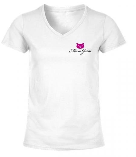 t-shirt MicioGatto fronte