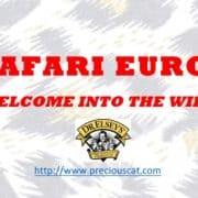 on safari europe tica 2017