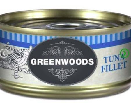 umido per gatti greenwoods