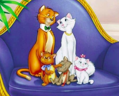Cartoni animati di gatti famosi tutti gli indimenticabili