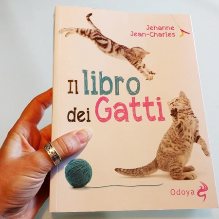 Il libro dei gatti Jehanne Jean-Charles MicioGatto