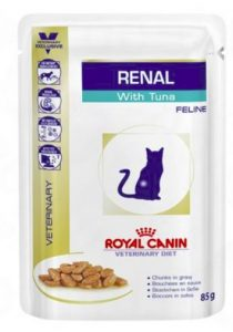 Umido Renal gatto Royal canin