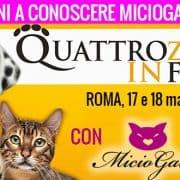 quattrozampeinfiera roma 2018