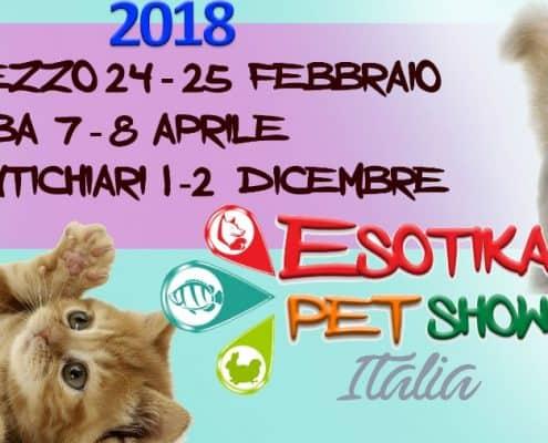 Esotika Pet show 2018