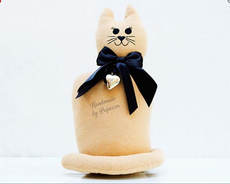 fermaporta gatto etsy