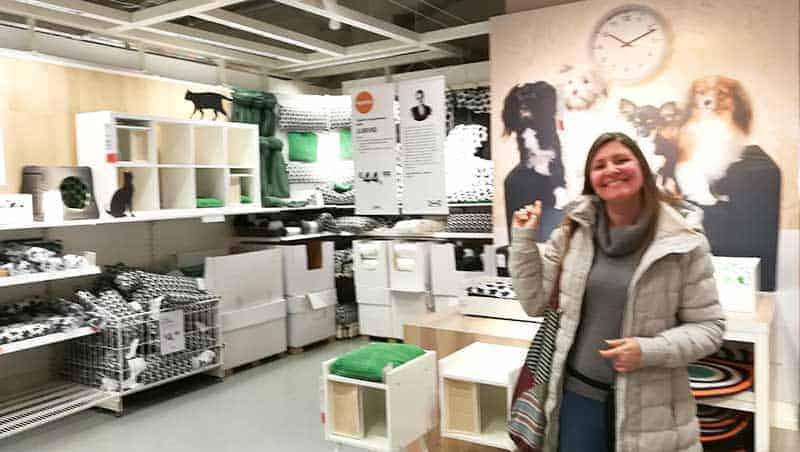 Accessori animali Ikea cucce tiragraffi linea Lurvig