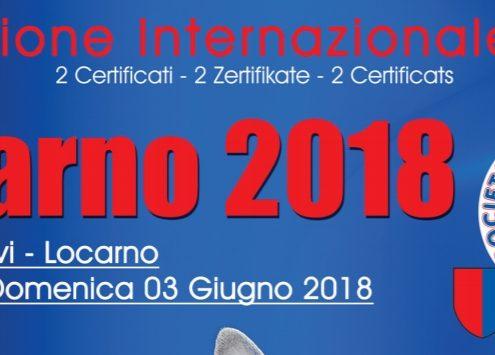 Esposizione Felina Internazionale Locarno 2018