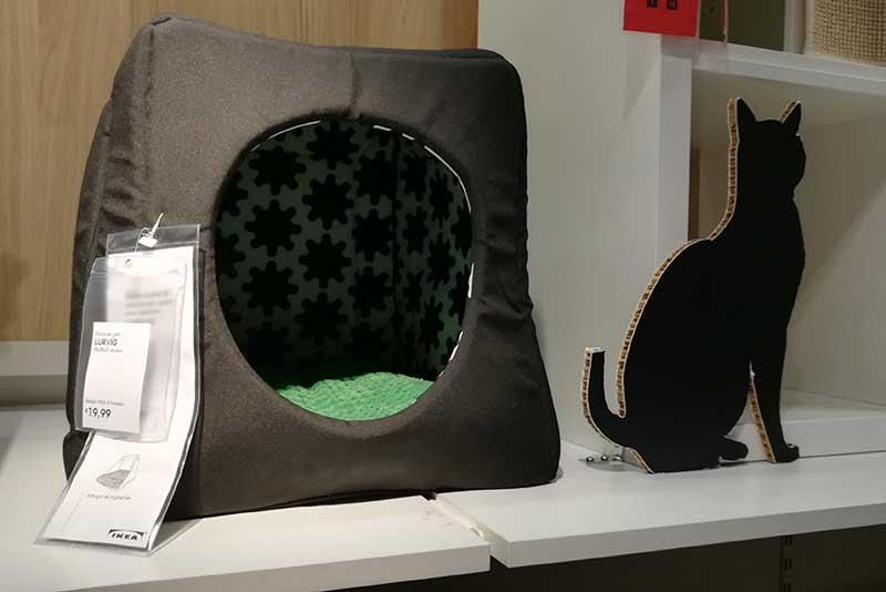 Mobili Per Gatti Ikea : Accessori animali ikea cucce tiragraffi e oltre della linea