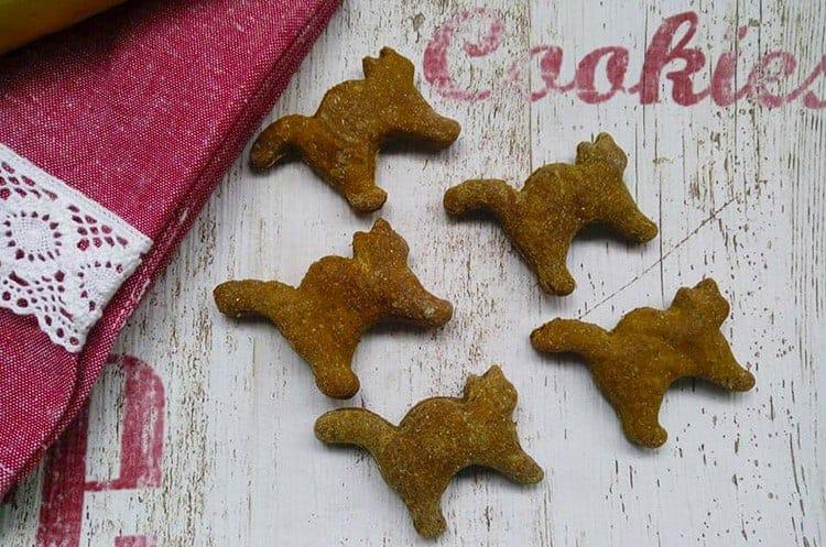 biscotti per gatti fai da te fegato di pollo