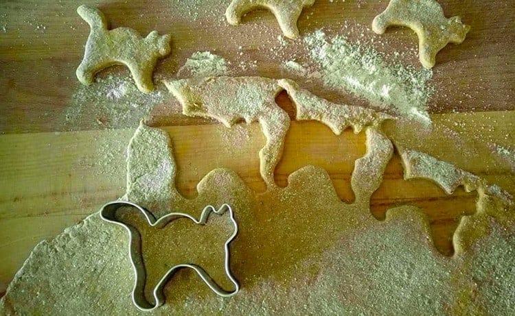 formina biscotti gatto