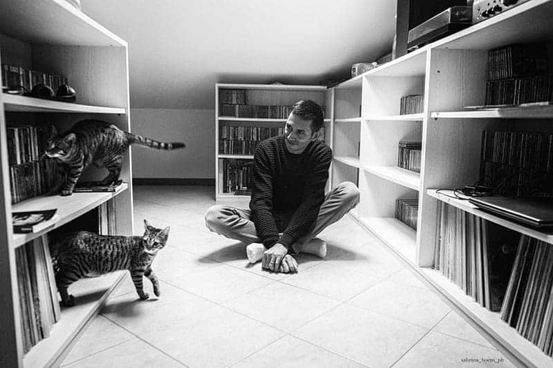sabrina boem di uomini e gatti