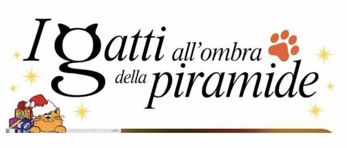 Mercatino Natalizio 2018 i Gatti della Piramide vi aspettano