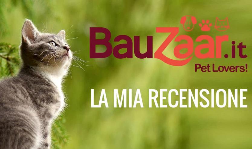 Pet Shop online vi presento Bauzaar