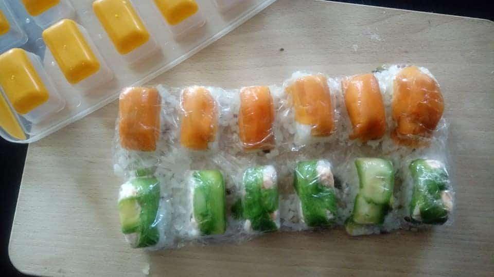 ricetta sushi nigiri