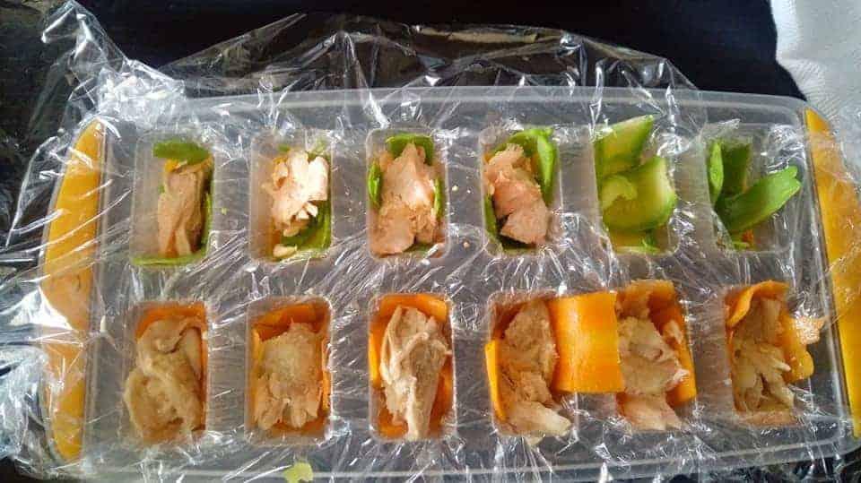 sushi come preparare nigiri
