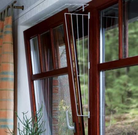 protezione finestre per gatti