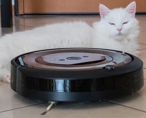 iRobot Roomba aspirapolvere quali ho provato