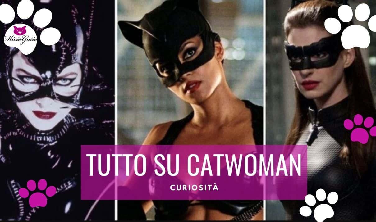 catwoman costume film attrici