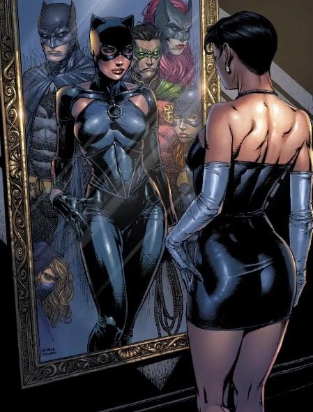 fumetto catwoman