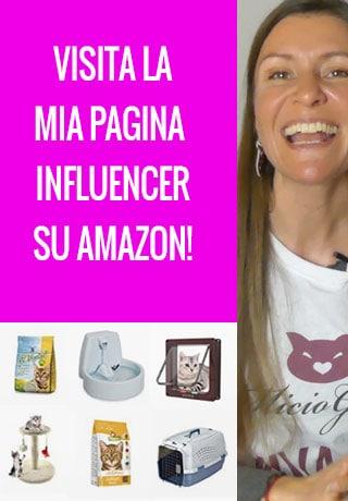 pagina Influencer MicioGatto