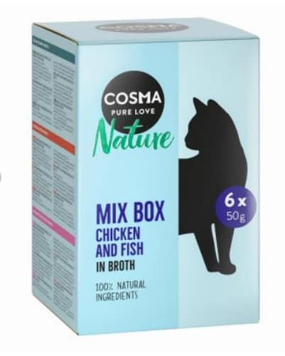 Cosma Nature in busta