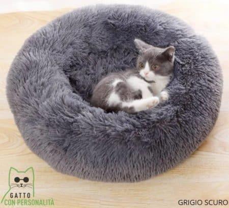 cuscino nuvola per gatti