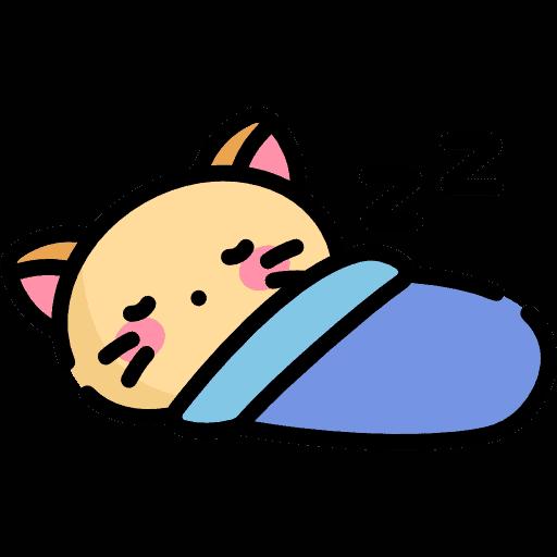 Il gatto Dormiglione