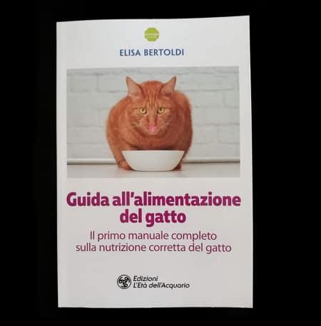 copertina guida alimentazione gatto lindau