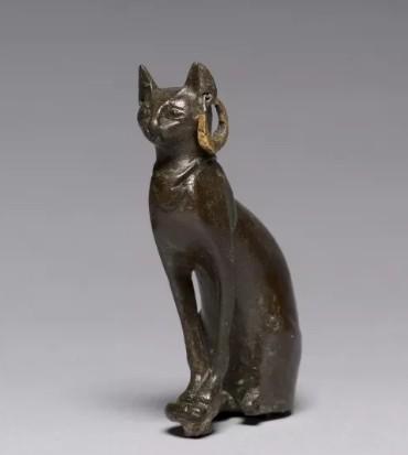 Statua gatto egizio